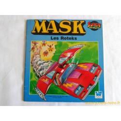 """MASK """"Les Roteks"""" Super Aventures"""