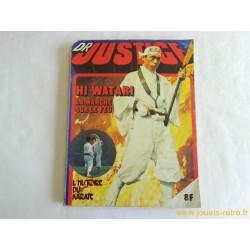 Dr Justice receuil n° 2 : albums 16 à 18
