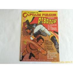 Le journal de Captain Fulgur n° 10