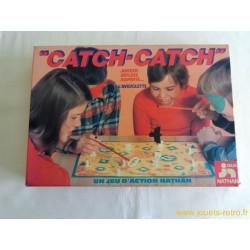 Catch-catch - jeu Nathan 1977