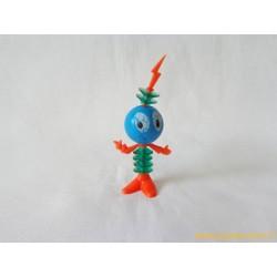 "Figurine ""Zeltron"" Castan 1979"