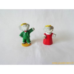 Figurines Babar