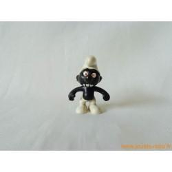 "figurine Schtroumpfs ""noir"" Peyo"