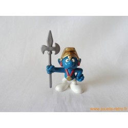 figurine Schtroumpfs romain schleich/Bully Peyo