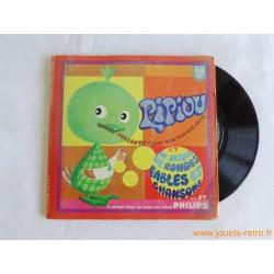 Pipiou vous présente... - 45T Livre disque vinyle