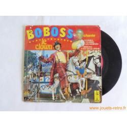 Boboss le clown chante - disque 45t