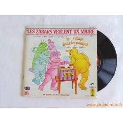 """Le village dans les nuages """"Les zabars veulent un maire"""" - 45T Livre disque vinyle"""