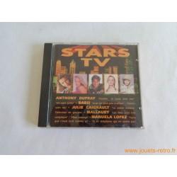 "CD ""Stars TV"""