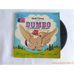 Dumbo - Livre disque 45t