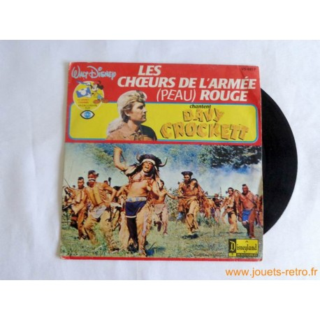 Davy Crockett - disque 45t
