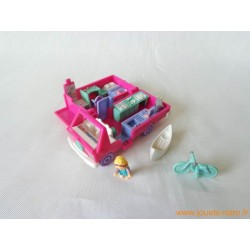 Camping car Polly Pocket 1994