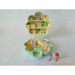 Midge's Flower Shop Polly Pocket 1990