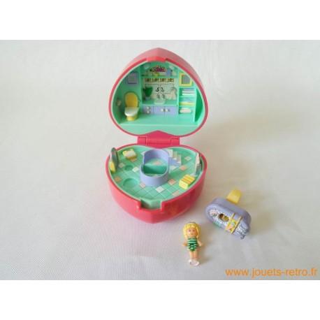 Bathtime fun ring Polly Pocket 1991