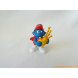 "figurine Schtroumpfs ""écossais"" Peyo"