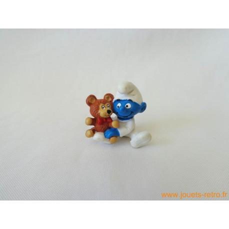 "figurine Schtroumpfs ""bébé"" Peyo"