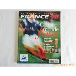 Le magazine officiel France 98