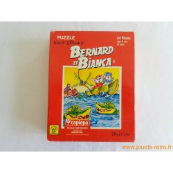 "Puzzle ""Bernard et Bianca"" Capiepa 1977"