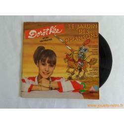 Dorothée Le jardin des chansons vol 4 - 45T Livre Disque vinyle