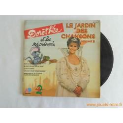 Dorothée Le jardin des chansons vol 8 - 45T Livre Disque vinyle