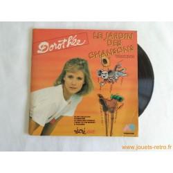 Dorothée Le jardin des chansons vol 10 - 45T Livre Disque vinyle