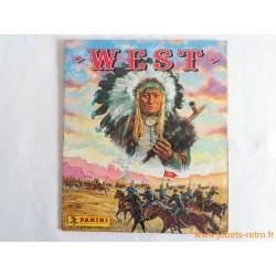"""Album Panini """"West"""""""