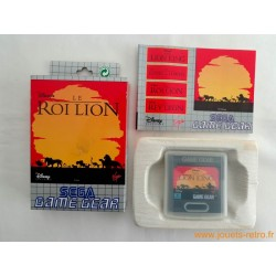 Le roi lion - jeu Sega Game Gear