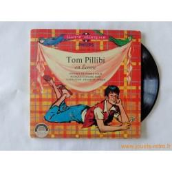 Tom Pillibi en écosse - 45T Livre Disque vinyle