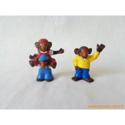 Lot figurines OMO