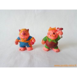 "Lot figurines ""ogres"" Soma"