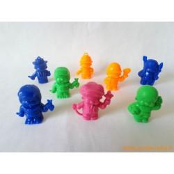 Lot de 8 figurines Kiki Bonux