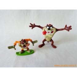 "Lot figurines ""TAZ"""