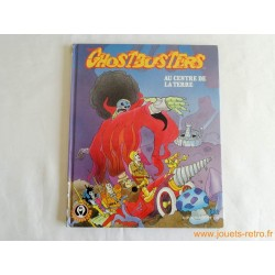 Ghostbusters au centre de la terre