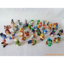 Lot divers figurines Kinder