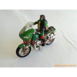 Raphael + moto - Les Tortues Ninja 1997
