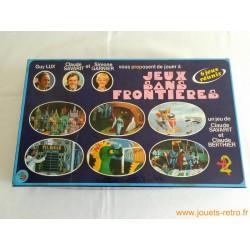 Jeux sans frontères - jeu Orli Jouet 1978