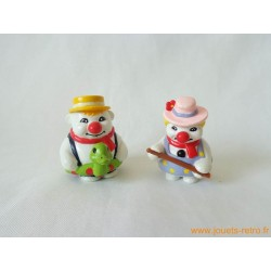 "Lot figurines ""Bouli"""