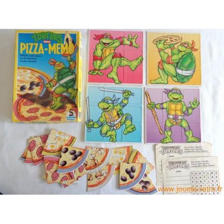 """""""Pizza Memo"""" Tortues Ninja"""