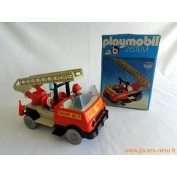 """""""Camion de pompier"""" Playmobil System 3236"""