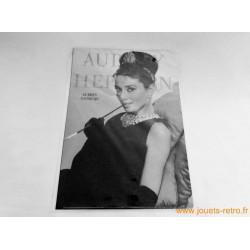 Pochette coin plastifiée Audrey Hepburn