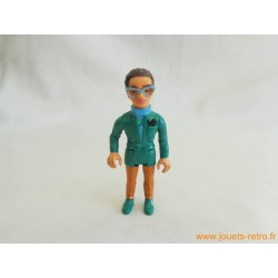 "Figurine Thunderbirds ""Brains"""