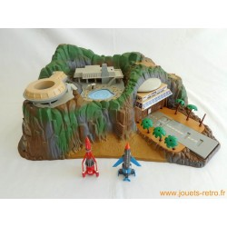 Thunderbirds Tracy Island - Matchbox 1992