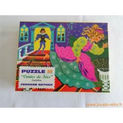 """Puzzle """"Contes de fées"""" Cendrillon par Nina"""