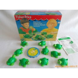 Memo-Tortues Fisher Price