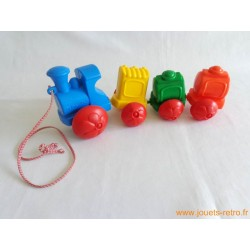 Le petit train Playskool