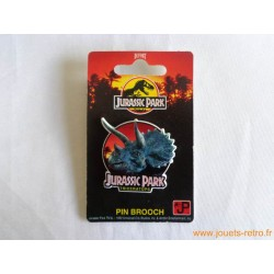 "Pin's Jurassic Parc ""Triceratops"""