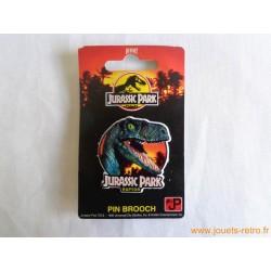 "Pin's Jurassic Parc ""Velociraptor"""