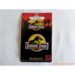 "Pin's Jurassic Parc ""Logo"""
