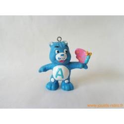 "Figurine Les Bisounours ""bleu papillon"" Kenner"
