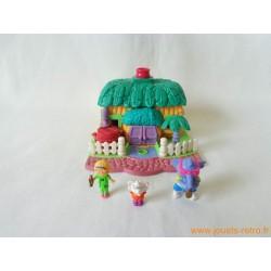 La maison de l'éléphant Polly Pocket 1994