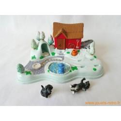 Les 101 Dalmatiens Polly Pocket Disney 1998